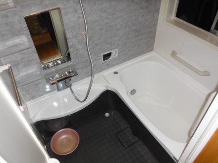 浴室リフォーム 松本市大村