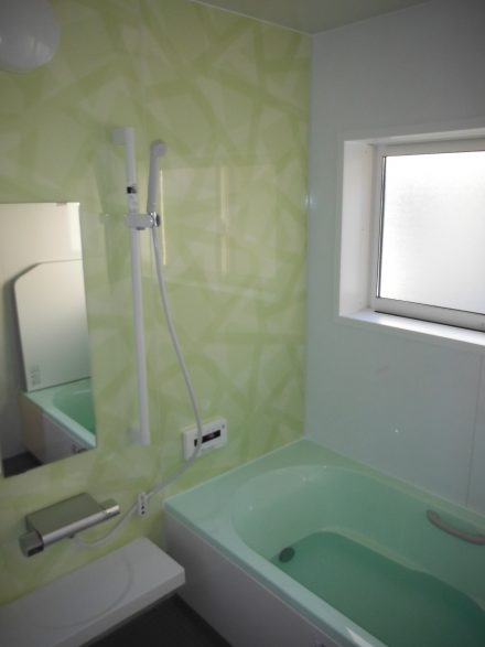 浴室リフォーム 松本市梓川