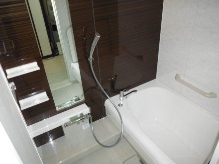 浴室リフォーム 松本市野溝木工