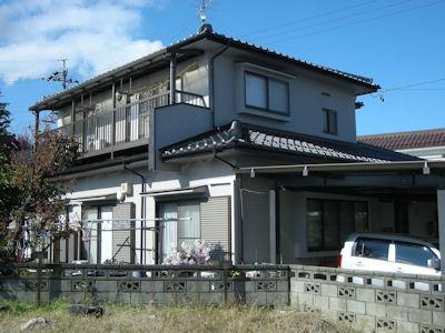 外壁塗装 松本市笹部