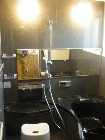 浴室リフォーム 松本市宮田