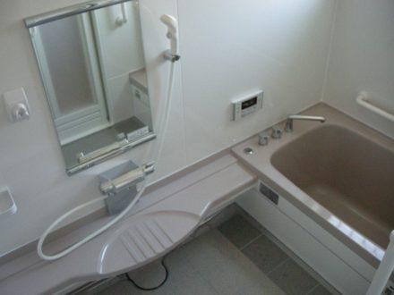 浴室リフォーム 松本市和田