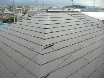 屋根塗装 松本市寿