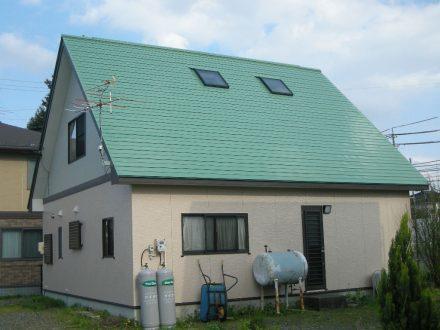 外壁・屋根塗装 松本市神林