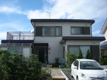 外壁塗装 松本市和田
